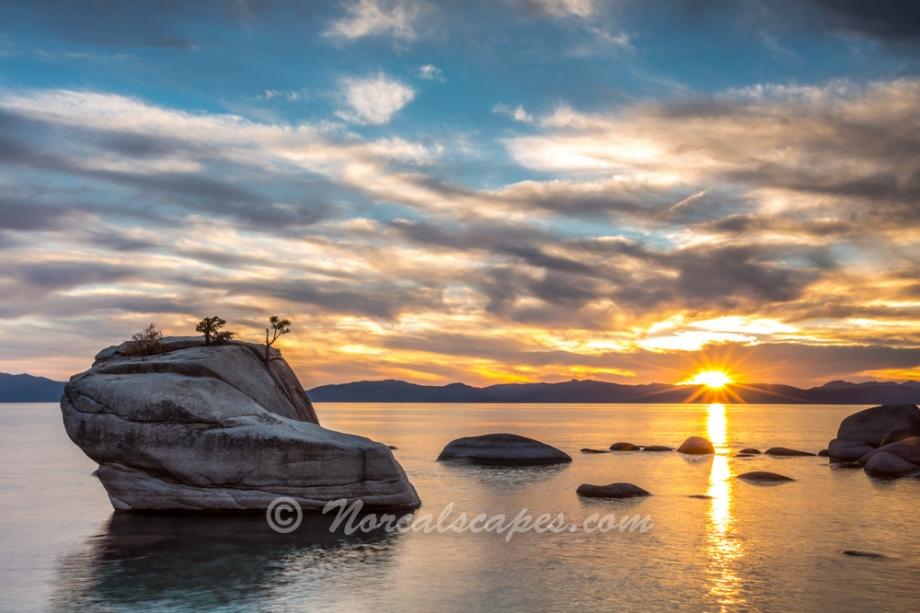 Bonsai Rock ~ Lake Tahoe