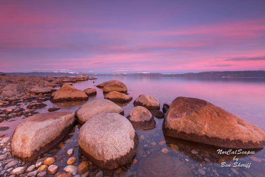 Sugar Pine Point Sunset